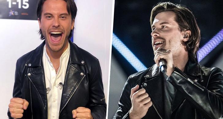 Victor Crone, Eurovision 2019.