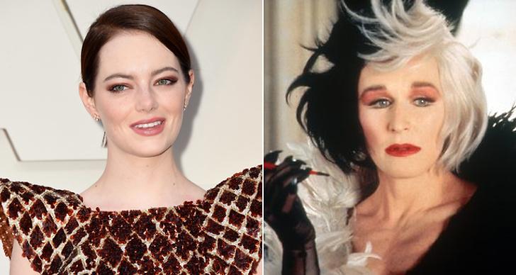 Cruella De Vil, Emma Stone