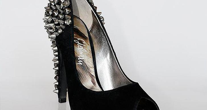 3. Skicka in en bild på den outfit ni skulle vilja matcha tillsammans med Lorissa-klackarna.