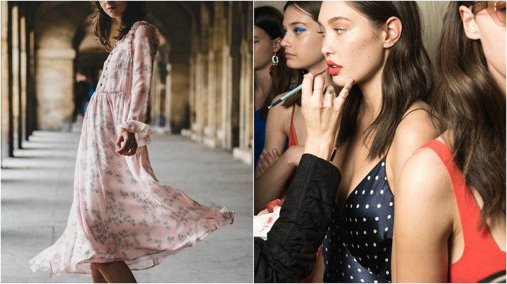 Mode, Klänning, Trend