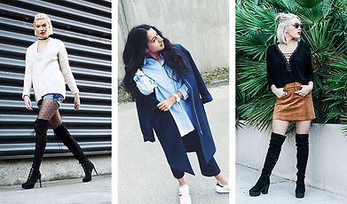 It-girls, inspiration, Mode, Outfit