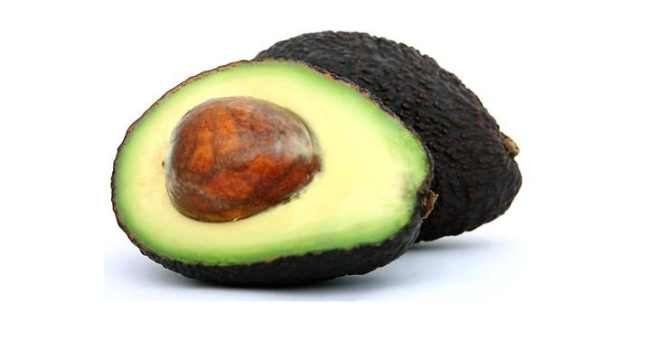 Avokado innehåller massvis av nyttiga fetter som gör dig pigg och framkallar håret och hudens naturliga lyster.