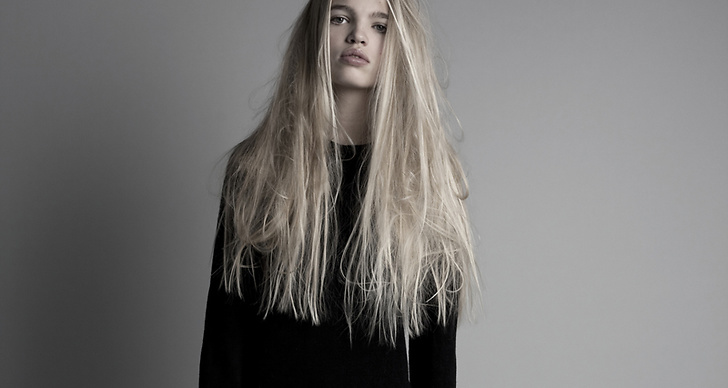 MODELLKOLLEN: Daphne Groenevald.