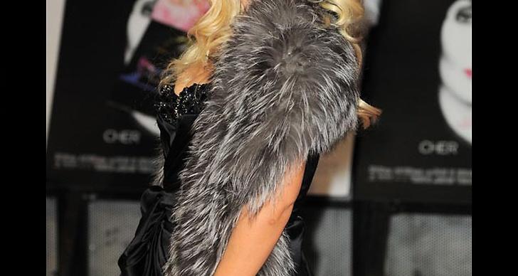 Christina Aguilera...