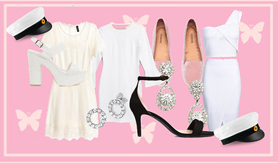 Student, Shopping, Outfit