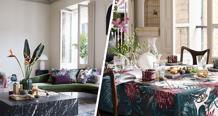 "H&M Homes nya kollektion ""Piece of Paradise"""