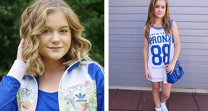 a27b6fe8831f 15-åriga Lisa klippte av håret – reaktionerna på internet är det vidrigaste  vi sett