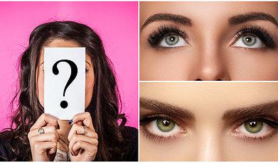 ögonbryn, Veet Sensitive Precision Beauty Styler, Veet