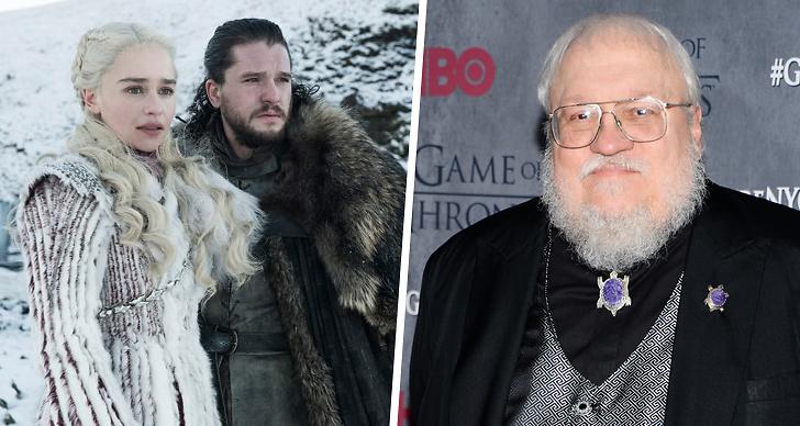 Ny serie av Game of Thrones skaparen.