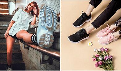 Höst, Mode, skor