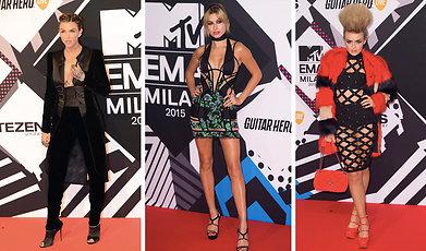 Outfit, Röda mattan, MTV, Kändis, EMA