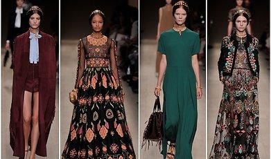 Fashion, Valentino, Fashion Week, Paris