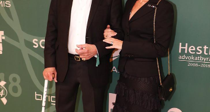 Sven-Bertil Taube och Mikaela Taube