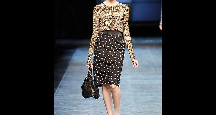 Dolce & Gabbana F/W 2010.
